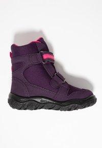 Superfit - HUSKY - Winter boots - lila/rosa - 1
