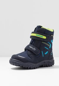 Superfit - HUSKY - Snowboot/Winterstiefel - blau/grün - 2