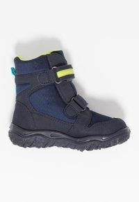 Superfit - HUSKY - Snowboot/Winterstiefel - blau/grün - 1