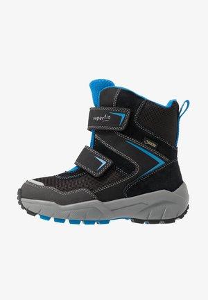 CULUSUK 2.0 - Vinterstövlar - schwarz/blau