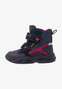 Superfit - GLACIER - Winter boots - blau/rot - 1