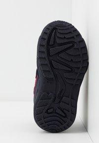 Superfit - GLACIER - Winter boots - blau/rot - 5
