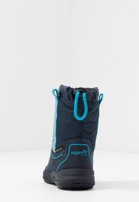 Superfit - GLACIER - Botas para la nieve - blau - 4