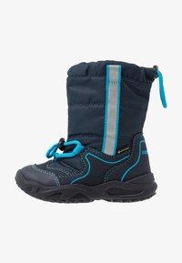 Superfit - GLACIER - Botas para la nieve - blau - 1
