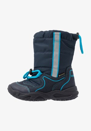 GLACIER - Zimní obuv - blau