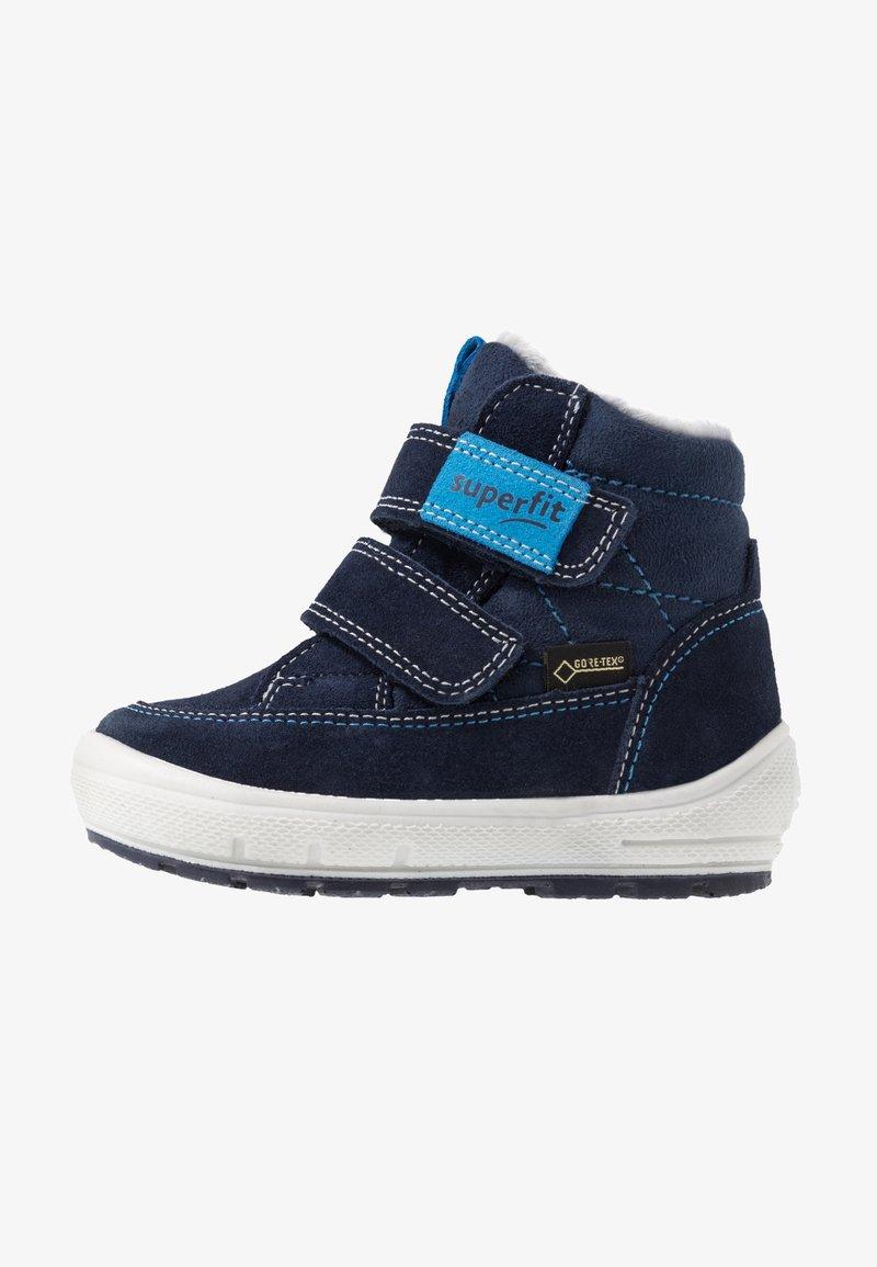 Superfit - GROOVY - Botas para la nieve - blau