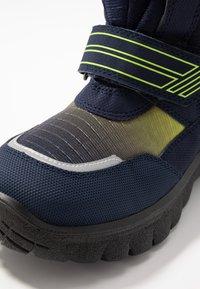 Superfit - Winter boots - blau/grün - 5