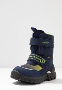 Superfit - Winter boots - blau/grün - 2