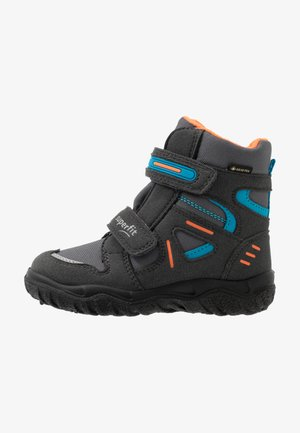 HUSKY - Snowboot/Winterstiefel - grau/orange