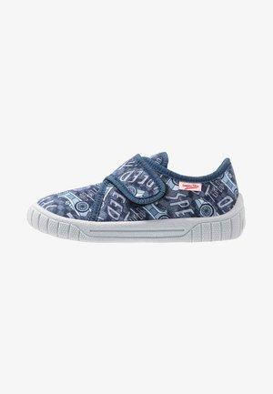 BILL - Domácí obuv - blau