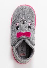 Superfit - HAPPY - Pantofole - hellgrau - 1