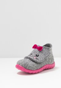 Superfit - HAPPY - Pantofole - hellgrau - 2