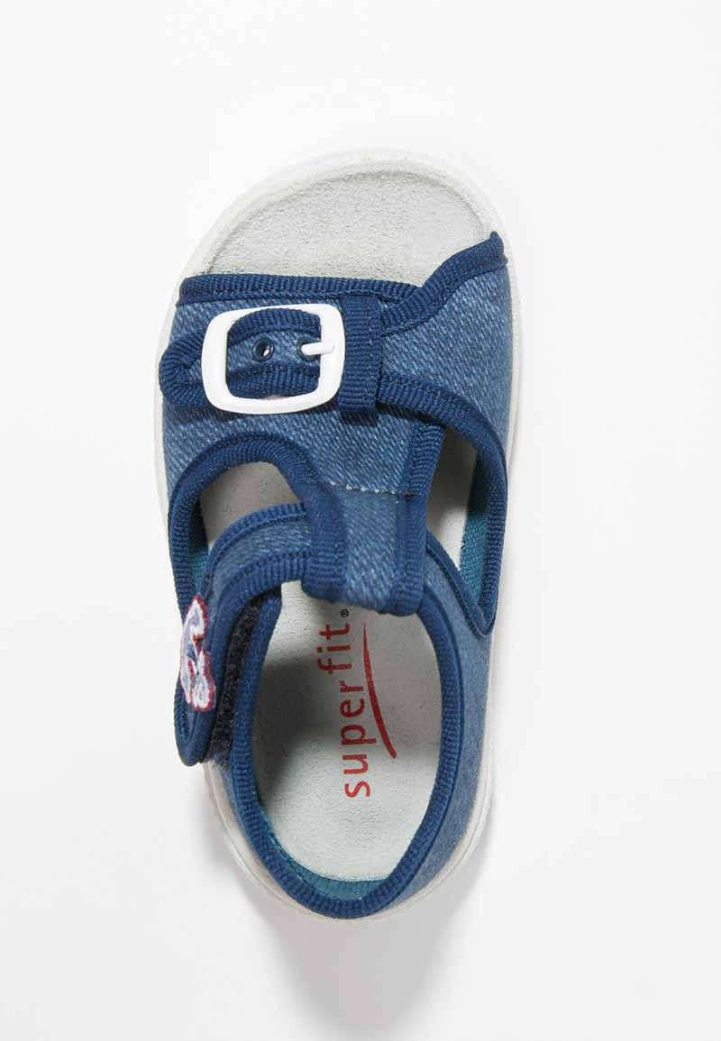 Superfit - POLLY - Baby shoes - ocean
