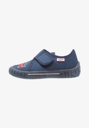 BILL - Domácí obuv - ocean
