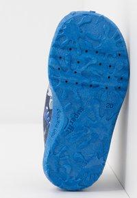 Superfit - SPOTTY - Pantuflas - blau - 4
