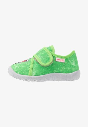 SPOTTY - Pantuflas - grün