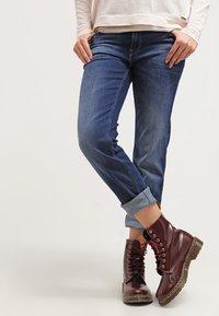 Lee - MARION STRAIGHT - Jeans straight leg - night sky - 0