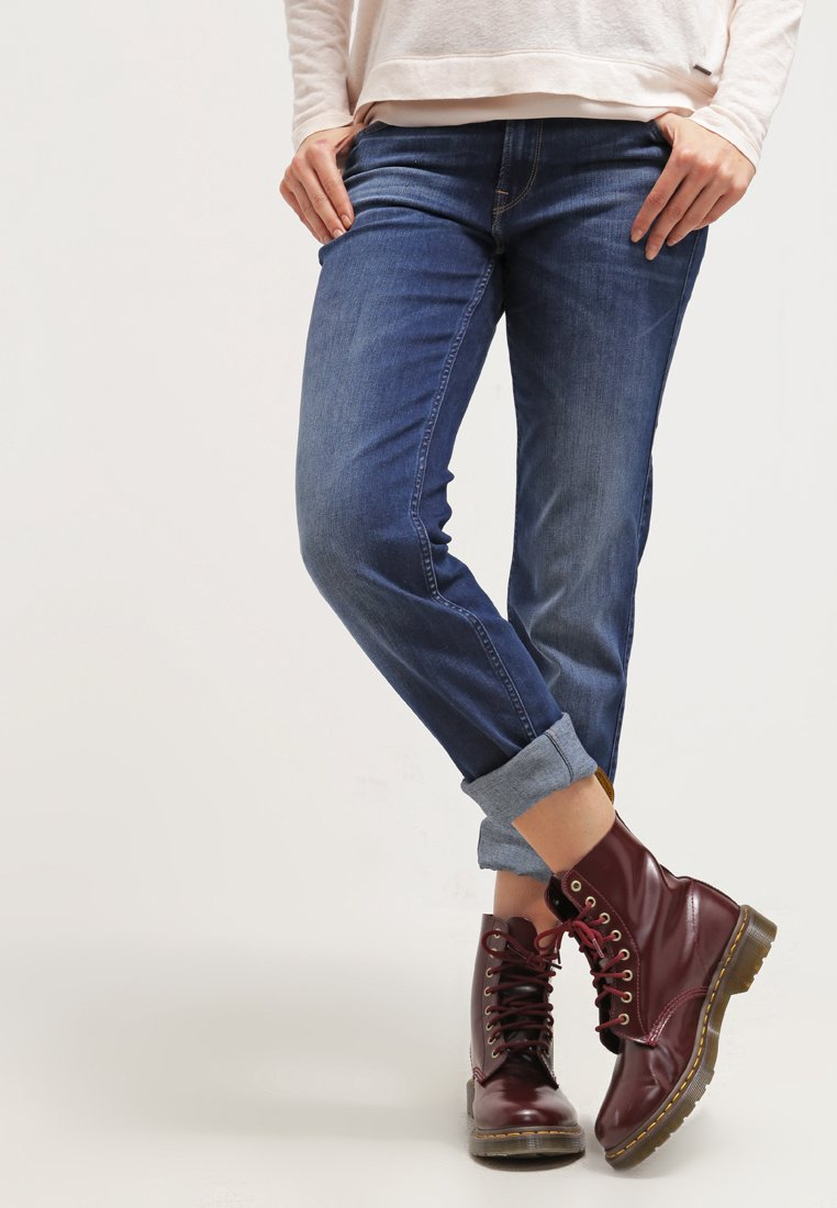 Lee - MARION STRAIGHT - Straight leg jeans - night sky