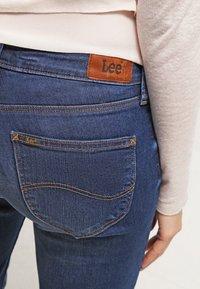 Lee - MARION STRAIGHT - Jeans straight leg - night sky - 5