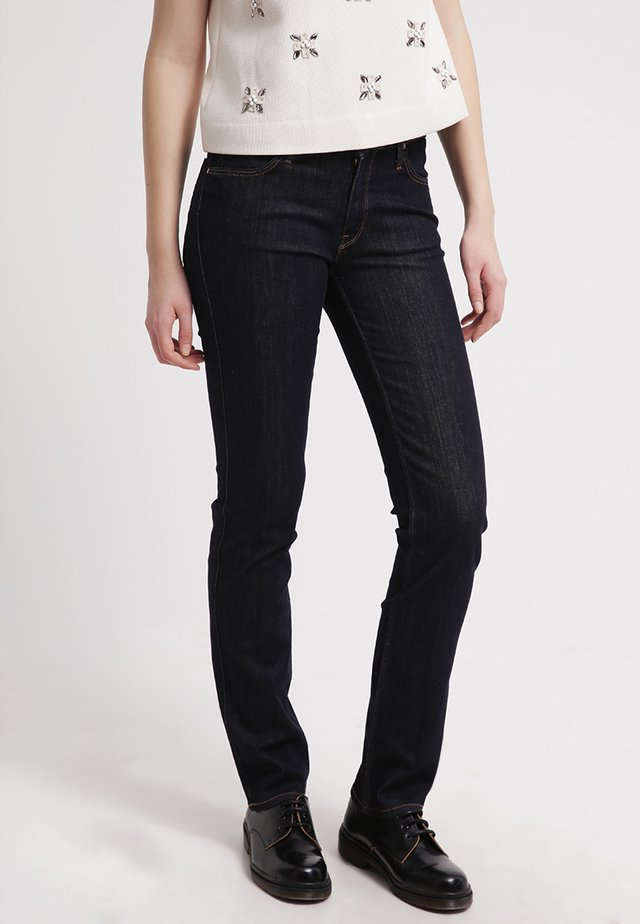MARION STRAIGHT - Džíny Straight Fit - one wash