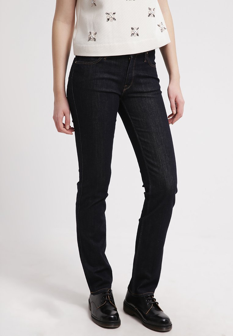 Lee - MARION STRAIGHT - Straight leg jeans - one wash