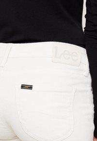 Lee - SCARLETT - Trousers - off white - 5