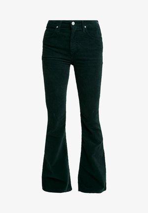 BREESE - Spodnie materiałowe - pine grove