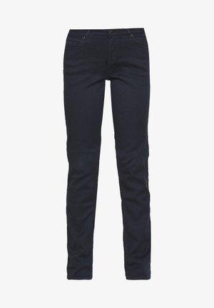 MARION STRAIGHT - Trousers - dark marine