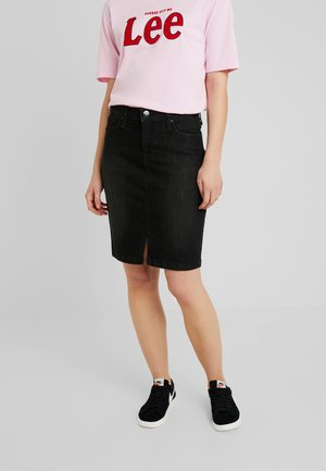 PENCIL SKIRT - Jupe crayon - black orrick