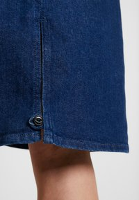 Lee - BUTTON THROUGH SKIRT - A-line skirt - dark wilma - 4