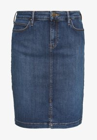 Lee - Denim skirt - used foam