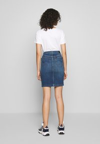 Lee - Denim skirt - used foam - 2