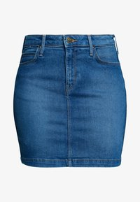 Lee - MID SKIRT - Gonna di jeans - mid bellevue - 4