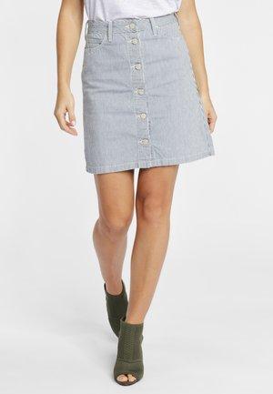 Jeansnederdel/ cowboy nederdele - grey