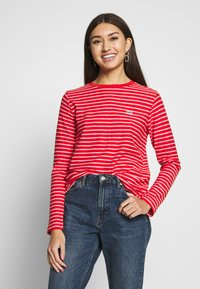 Lee - LONG SLEEVE - Topper langermet - red - 0