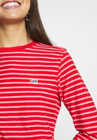 Lee - LONG SLEEVE - Topper langermet - red - 5
