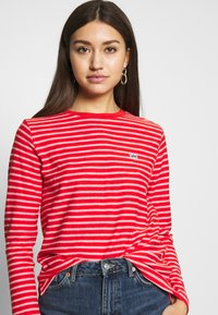Lee - LONG SLEEVE - Topper langermet - red - 3