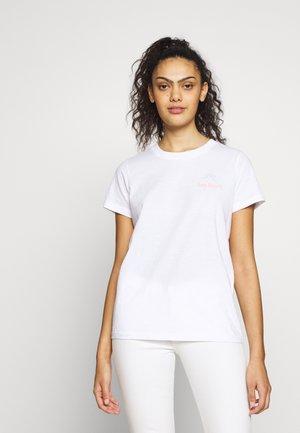 T-shirts - bright white