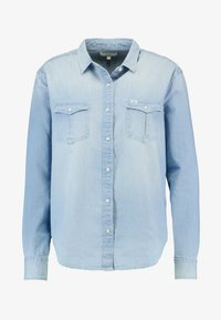 Lee - REGULAR WESTERN - Skjortebluser - heather blue - 3