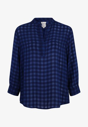 Blouse - dark navy
