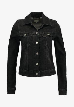 SLIM RIDER - Veste en jean - black orrick