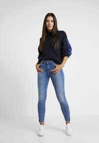 Lee - CHUNKY - Sweter - midnight navy - 1