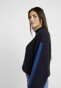Lee - CHUNKY - Sweter - midnight navy - 3
