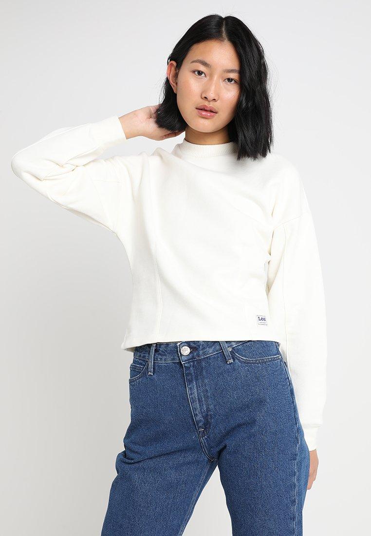 Lee - VOLUME  - Sweatshirt - vanilla ice