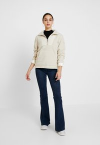 Lee - HALF ZIP - Sweatshirt - off white - 1