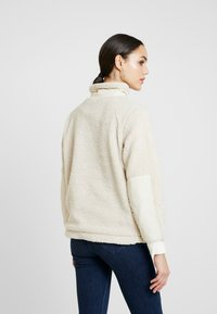 Lee - HALF ZIP - Sweatshirt - off white - 2