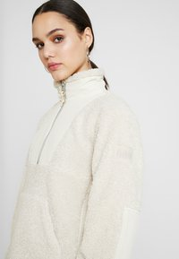Lee - HALF ZIP - Sweatshirt - off white - 4