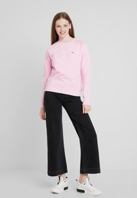Lee - PLAIN CREW NECK - Sweatshirt - frost pink - 1