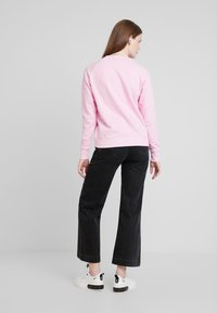 Lee - PLAIN CREW NECK - Sweatshirt - frost pink - 2
