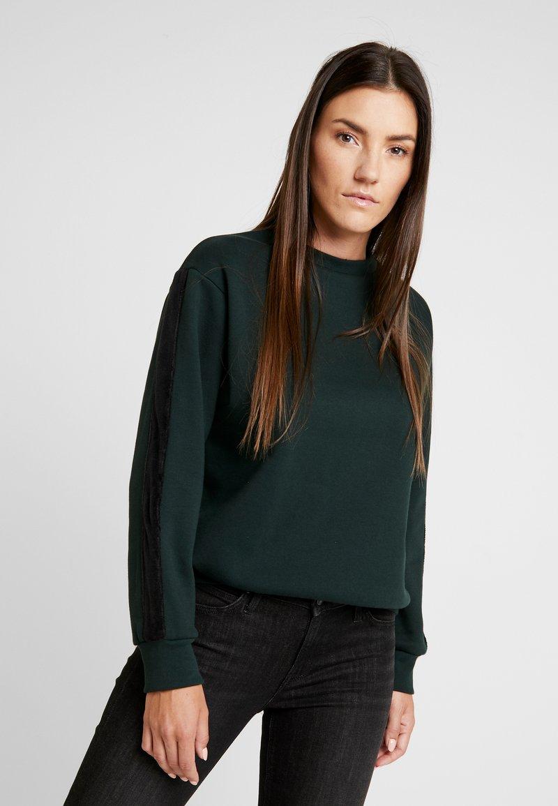 Lee - REFLECTIVE - Sweater - bottle green